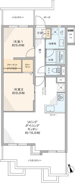 ライオンズマンション港南桜道