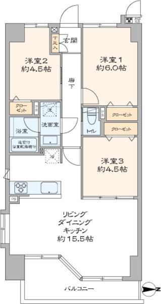 朝日クレスパリオ中野新井薬師