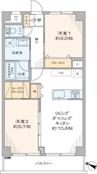 ライオンズマンション上永谷第2