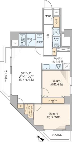 初穂マンションひがし京橋