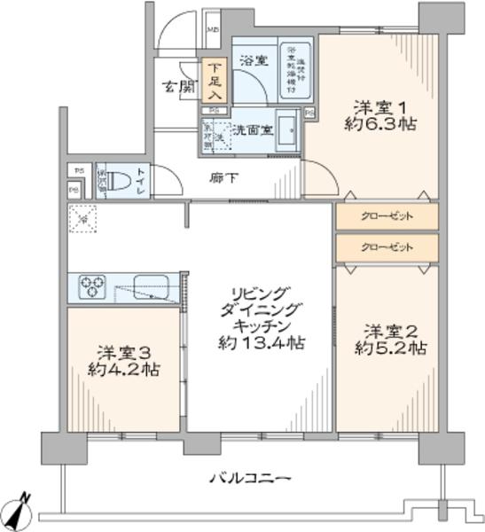 横浜伊勢佐木南パークホームズ
